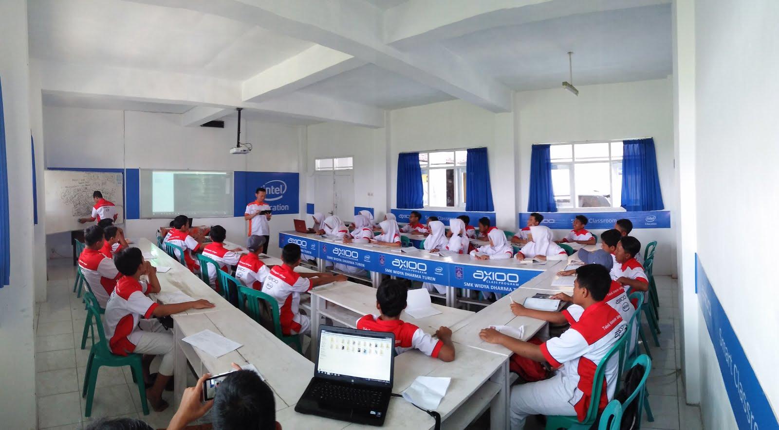 Axioo Class Program