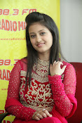 Kanika Tiwari Photos at Radio Mirchi-thumbnail-9