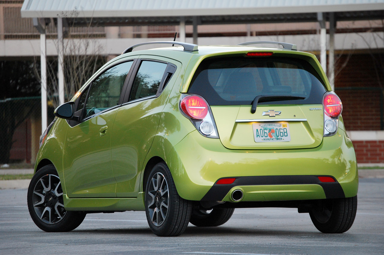 All-New Chevy Spark Will Arrive in 2015