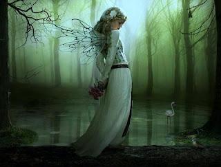 انا ملاك وحيد جداً, ومحطم