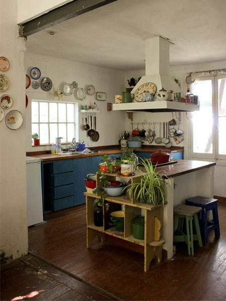 Babylon sisters the bohemian kitchen for Kitchen design decorating ideas