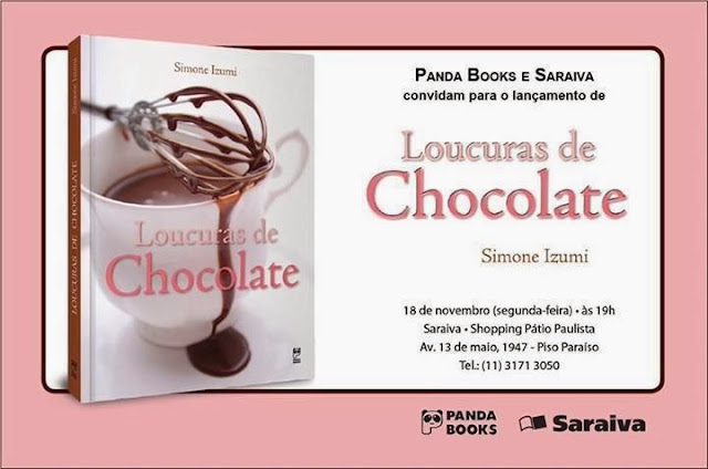 Livro: Loucuras de Chocolate