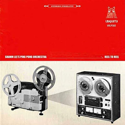 640-1aa7-shawn-lee-s-ping-pong-orchestra Shawn Lee's Ping Pong Orchestra - Reel To Reel [8.0]