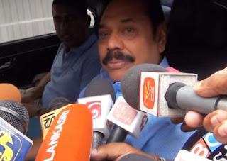 Mahinda Visits to Welikada Prison