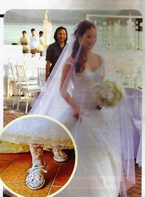 celebrity bride Kristine Hermosa