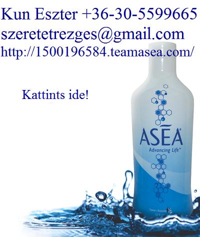 ASEA - az élet vize