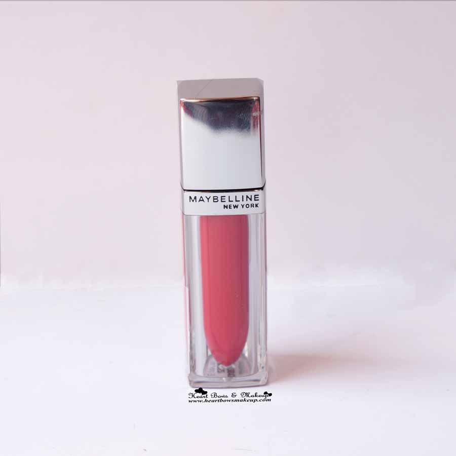 Maybelline lip Polish Glam 9 Review Price India