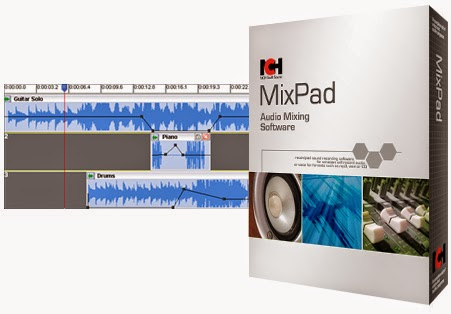 nch mixpad audio mixer