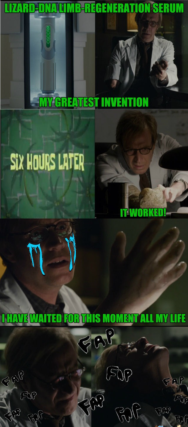 What The Scientist Actually Did In Amazing Spiderman Movie!