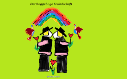 Der Reggeboge Freindschaft
