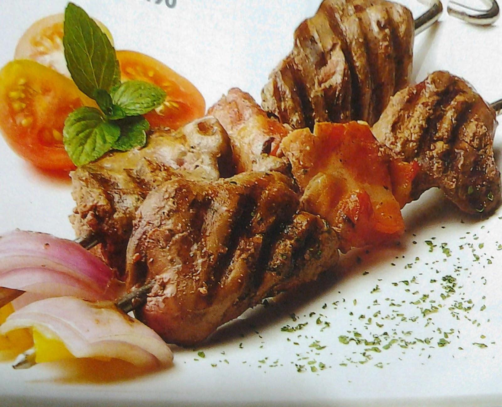 Cocina facil para todo el mundo cocina facil brocheta a for Cocina facil para invitados