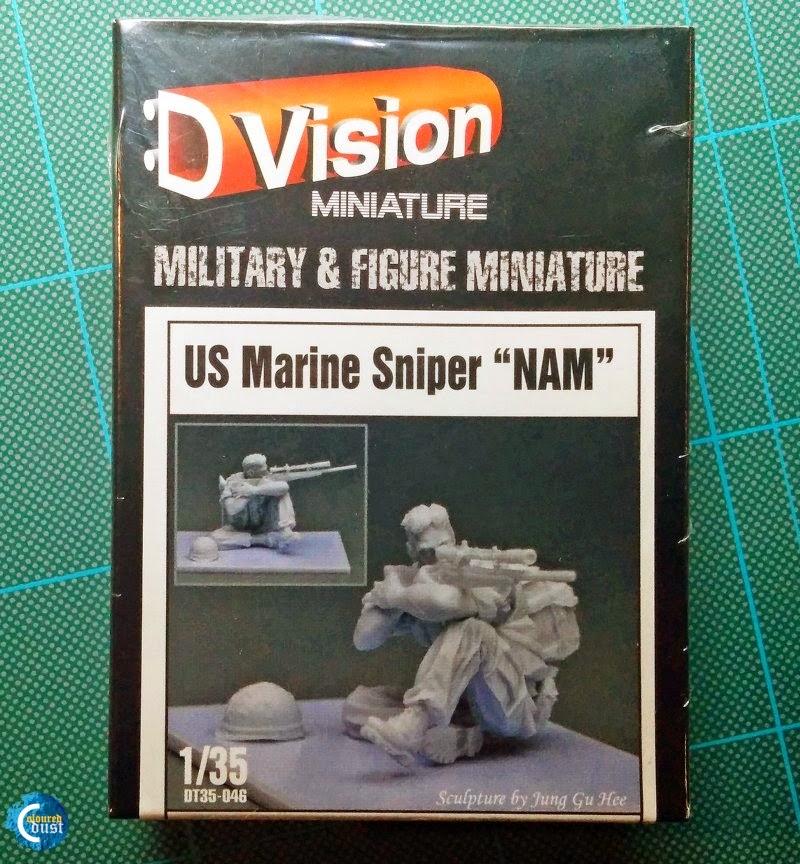 """U.S. Marine Sniper """"NAM"""" Division Miniatures"""