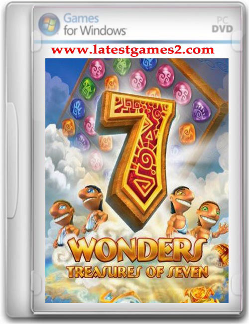 Free Download 7 Wonders Treasures Of Seven game Pc full version