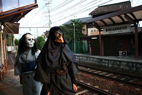 (Yokai Train)Kereta Hantu Terkenal Dari Jepang