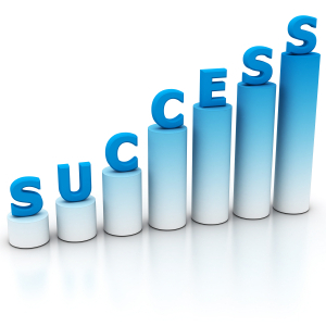 How to be successful in business sales number