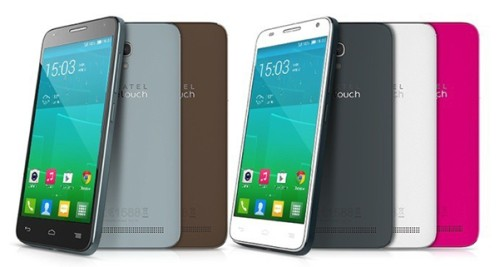 Nuovi smartphone Alcatel idol 2 al MWC2014