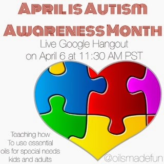 April is Autism Awareness Month :: OrganizingMadeFun.com