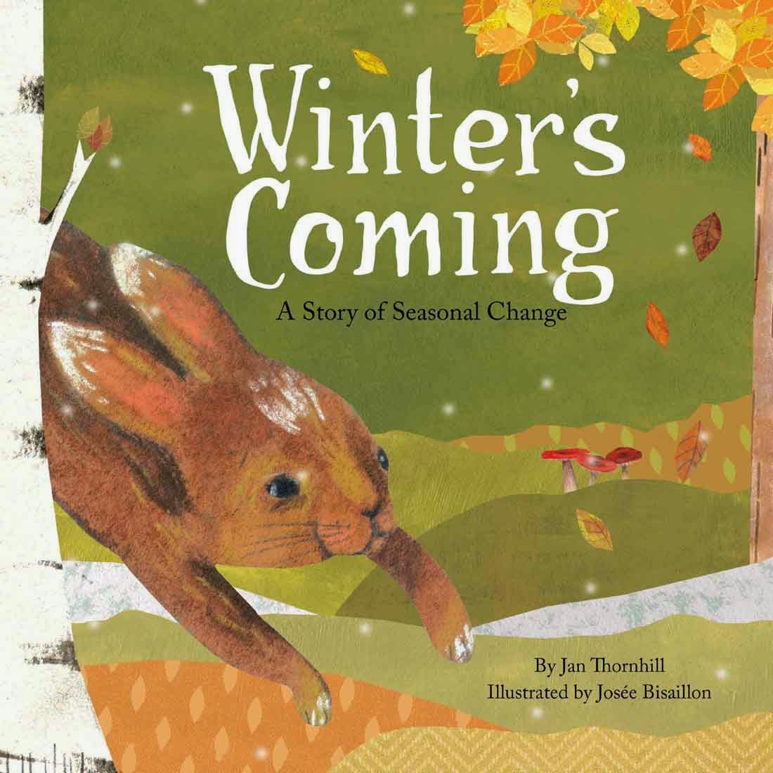 Winter Is Coming Jan Thornhill cover