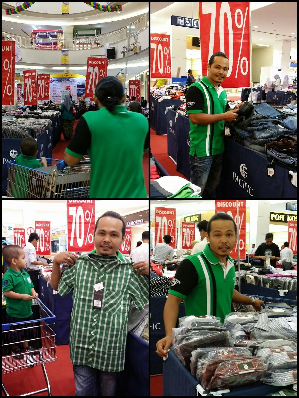 beli pakaian, kbmall, shopping, baju aaron aziz jakel, baju raya 2014, jualan murah kbmall, baju raya,