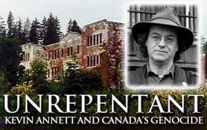 Actions to silence Kevin Annett & his campaign to expose & prosecute genocide in Canada Kevin+annett+unrepentant1