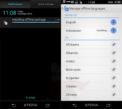 Tips Menggunakan Google Translate Tanpa Terhubung Internet