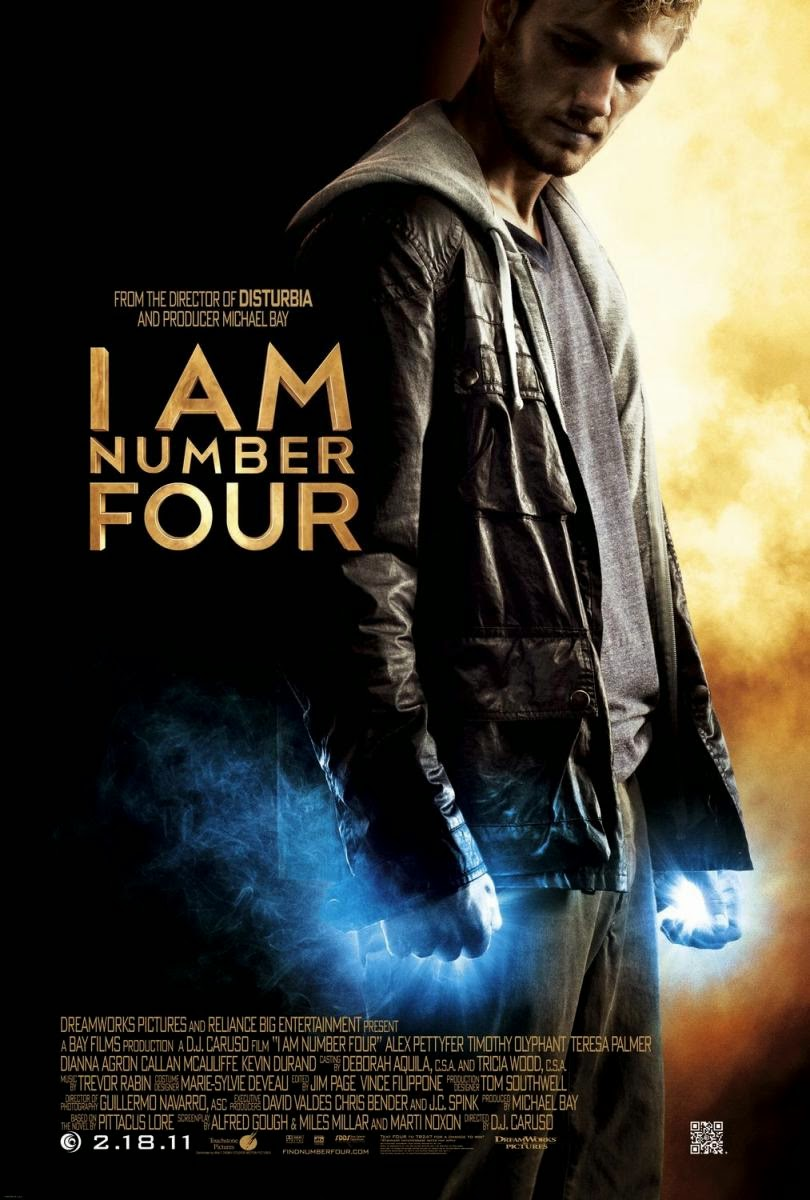 Ver I Am Number Four (2011) Online