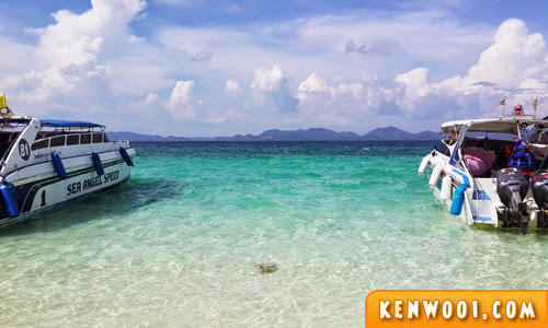 khai nok island view
