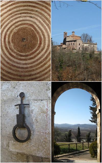Pieve Rotonda Montesiepi, San Galgano abbey