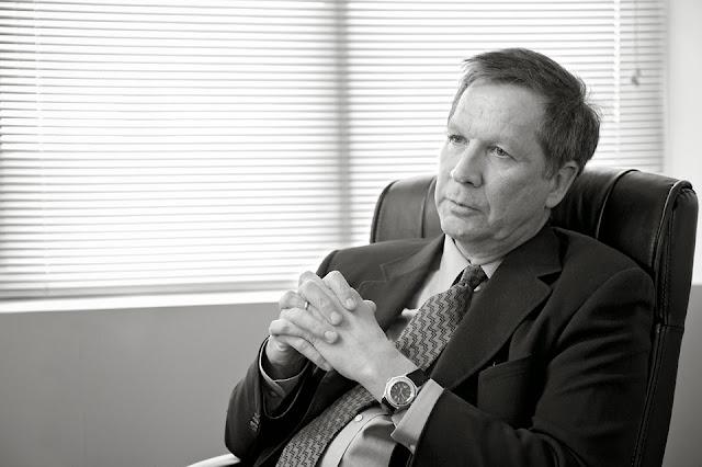 Govenor John Kasich; Ohio