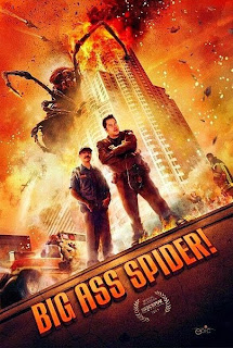 Kick Ass Spider Poster