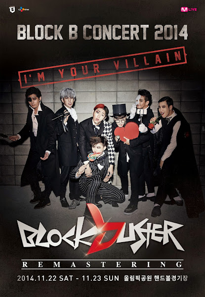 Block B I'm Your Villain