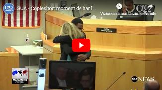 Alfa Omega TV: SUA - Copleșitor: moment de har în tribunal