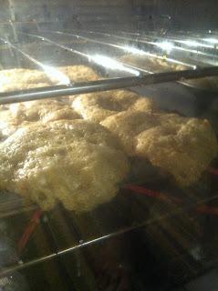 overflowing cupcakes
