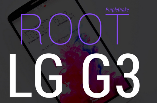 Root LG G3 ADB