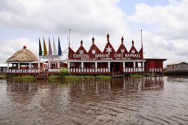 Ganvie: el pueblo sobre el lago Nokoue
