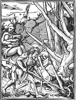 ¿Qué hay despues de la muerte? - Página 15 Holbeins_Totentanz_Waldrodung