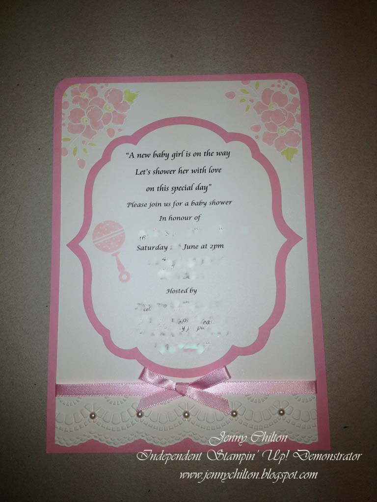 Invite For Baby Shower is luxury invitation template
