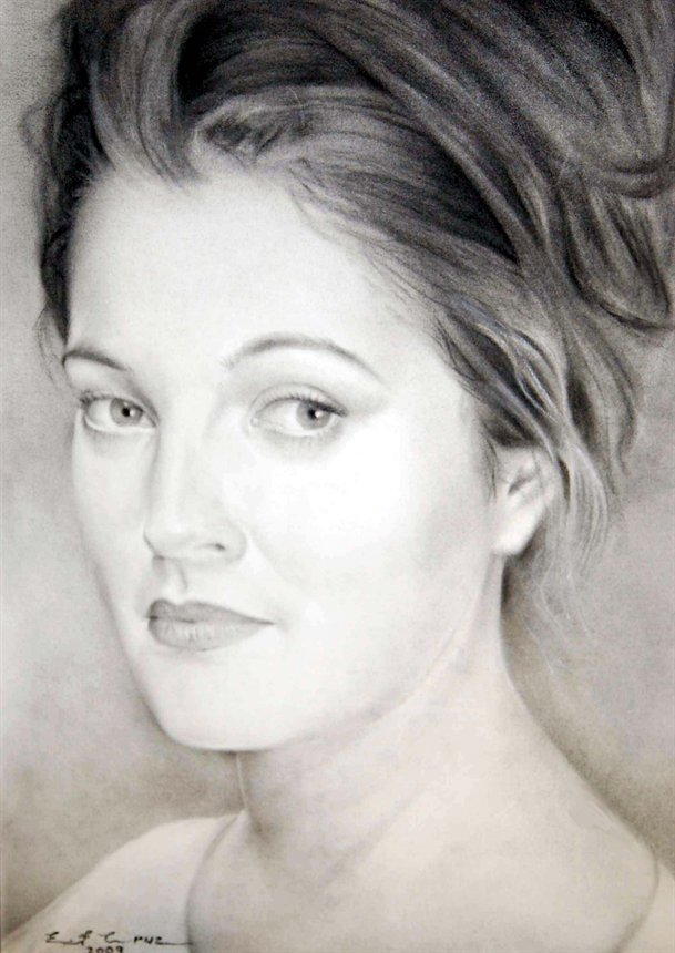 Drew Barrymore Drawings Barrymore This Drawings