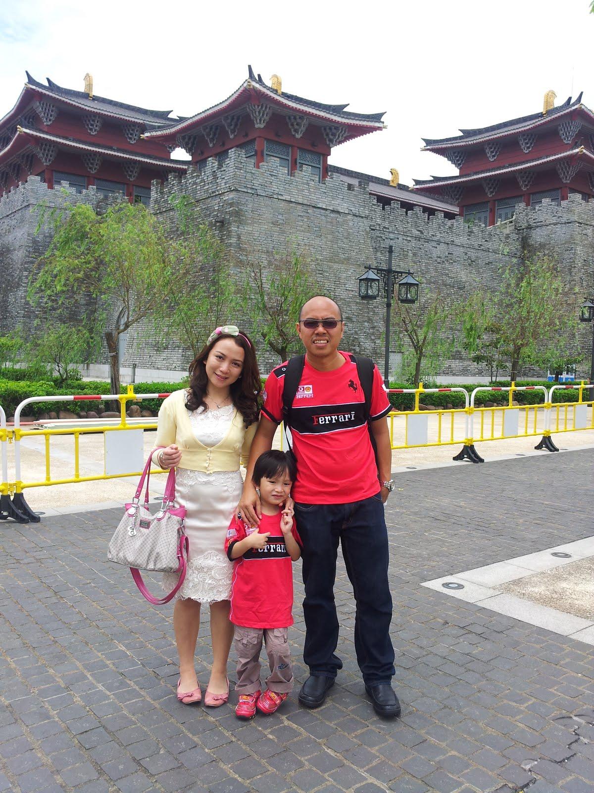 Macau, May 2013
