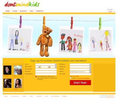 Dont Mind Kids è il sito degli Incontri per Genitori Single