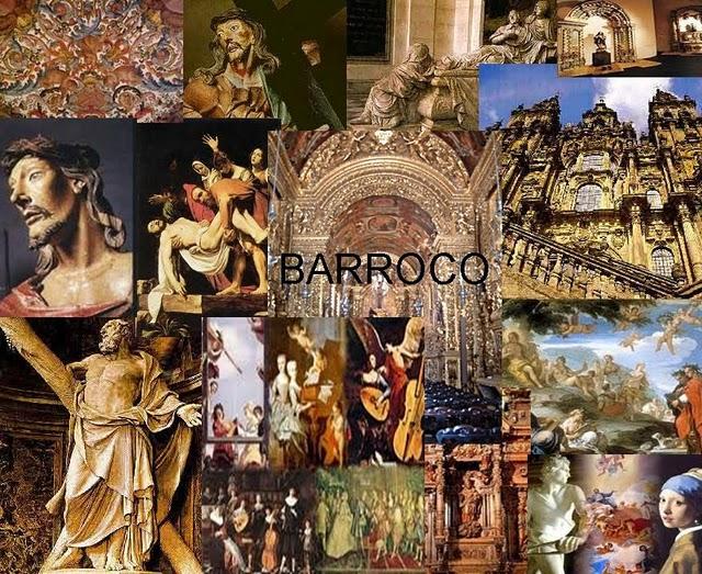 interiores barroco: