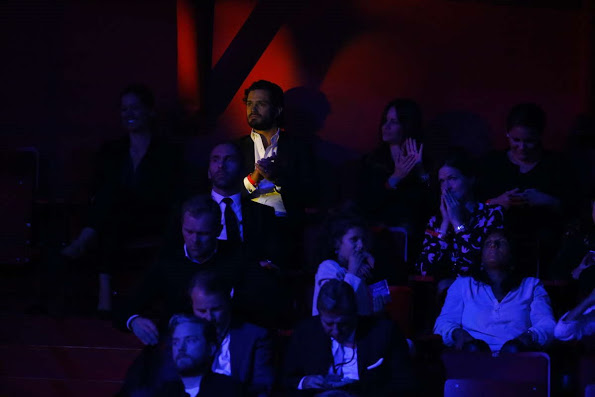 Prince Carl Philip And Princess Sofia Attended The Hela Sverige Skramlar Concert In Stockholm