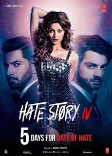 Hate Story 4 (2018) Hindi Movie HDRip [350MB]