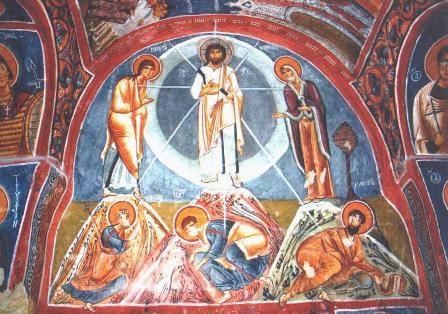 The Commandment of the Father at the Transfiguration of Christ