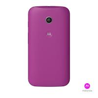 Moto E Raspberry