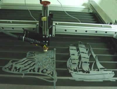 Hobby Cnc Plasma Table CNC Plasma Cutting Machine: April 2011