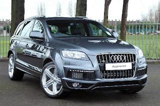 Audi Q7 Diesel 3.0 Tdi images