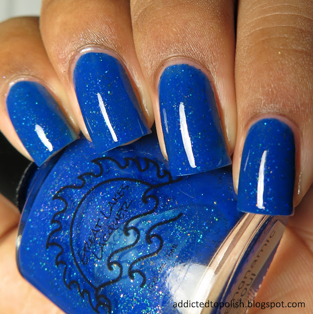 great lakes lacquer the enigmatic soul