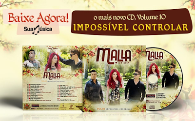 CD Impossivel Controlar - Volume 10 2015