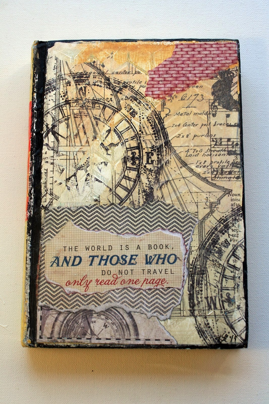 Karen's Altered Travel Journal